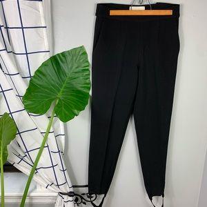 Brochu Walker Black Pants